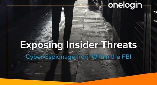 Exposing Insider Threats and Cyberespionage from Within the FBI