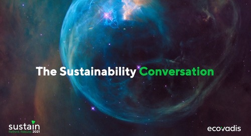 The Sustainability Conversation