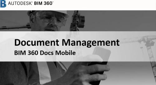Docs mobile app