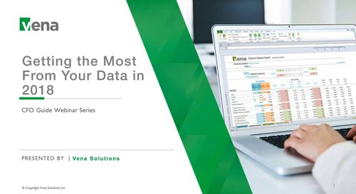 Getting the Most from your Data for 2018
