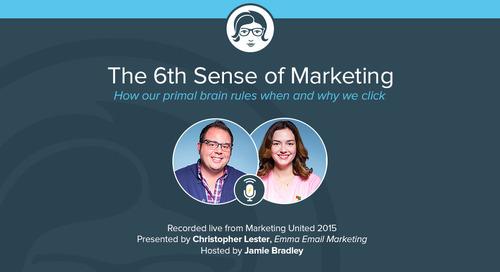 6th Sense of Marketing Live Screening