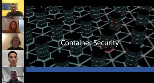 Panel Discussion: Cloud Security – Keeping Serverless Data Safe