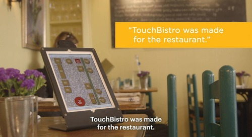 Updated - Table D'Hote - TouchBistro Customer Spotlight