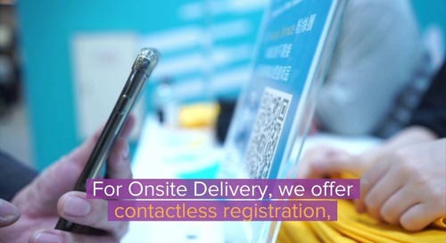 New enhancements for Contactless Registration