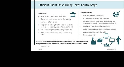 On-Demand Webinar: Digitizing Your Wealth Advice and Services to Increase Client Engagement Post-COVID