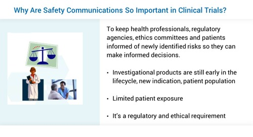 Focusing on Safety: Challenges in the Interpretation and Communication of Clinical Safety Reports – And How Technology Can Help