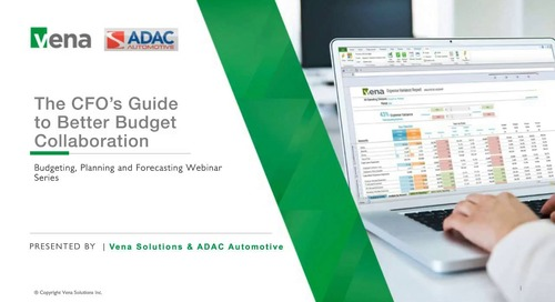 2017-04-25 - The CFO's Guide to Better Budgeting Collaboration