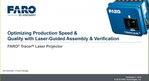Speed & quality with laser-guided assembly & verification (webinar)