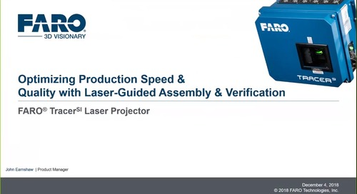 Speed & quality with laser-guided assembly & verification [webinar]
