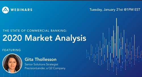 The State of Commercial Banking - 2020 Market Analysis