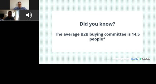 The Secrets to Maximizing the Impact of B2B Advertising