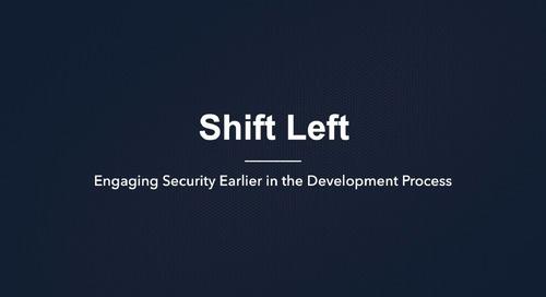 Shift Left Security for DevOps Pipeline
