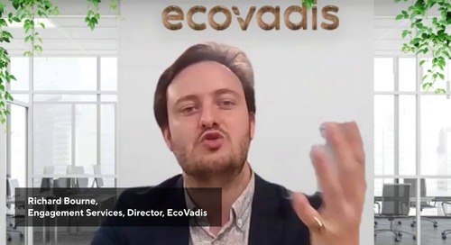EcoVadis Invitation To The 2020 B2B Sustainability Forum