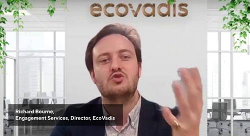 EcoVadis Invitation To The 2020 B2B Sustainability Forum
