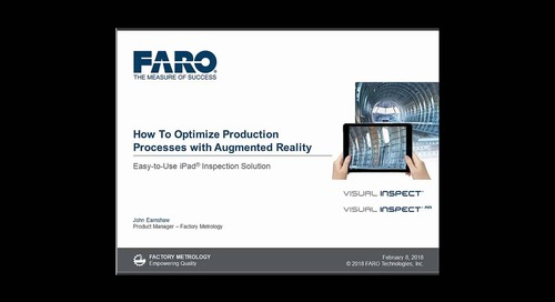 How to optimize production processes with augmented reality