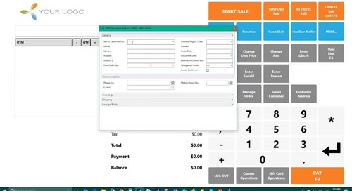 All the Power of Microsoft Dynamics NAV in a POS Solution