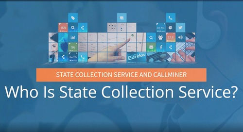 State Collection Services Customer Success Story