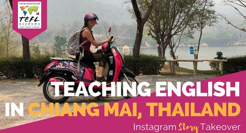 Day in the Life Teaching English in Chiang Mai, Thailand with Emily Newbold