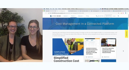 NEW CONTENT!! Cost Management Campaign
