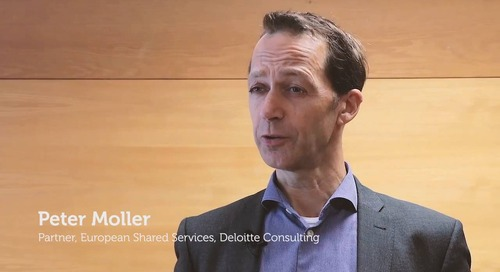 Deloitte - Shared Services automation delivers immediate savings
