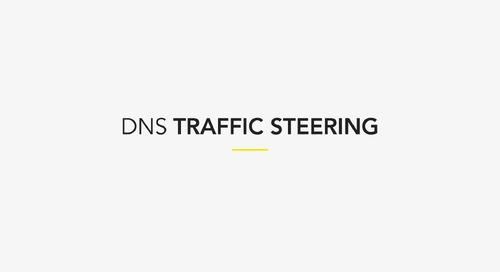 DNS Traffic Steering