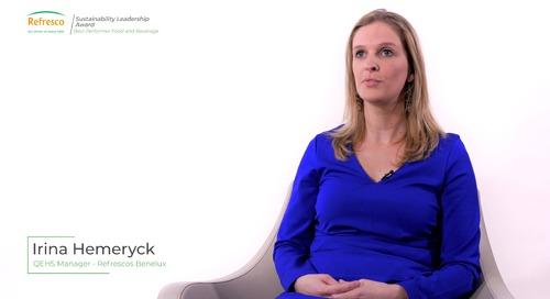 Refresco Benelux Talks About Increasing Transperancy
