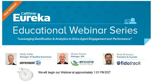 Leveraging Gamification & Analytics to Drive Agent Engagement & Performance