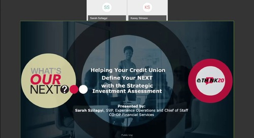 Credit Union Strategic Investment Assessment: Helping Your CU Define Your Next