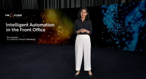 Intelligent Automation in the Front Office