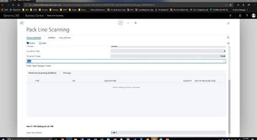 E-Ship and E-Receive for Dynamics 365 Business Central from Lanham