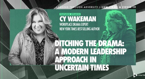 Ditch the Drama: A Modern Leadership Approach in Uncertain Times