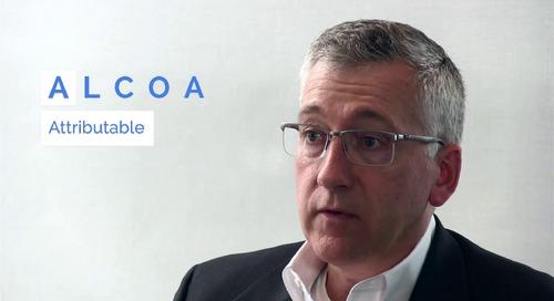 The ALCOA Principles