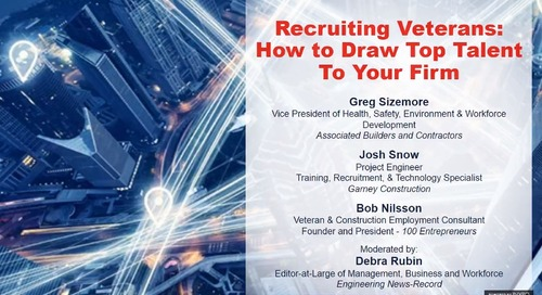 Recruiting Veterans: How to Draw Top Talent to Your Firm