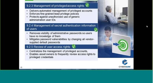 Safeguarding Privileged Access: Implementing ISO/IEC 27002 Security Controls with the CyberArk Solution