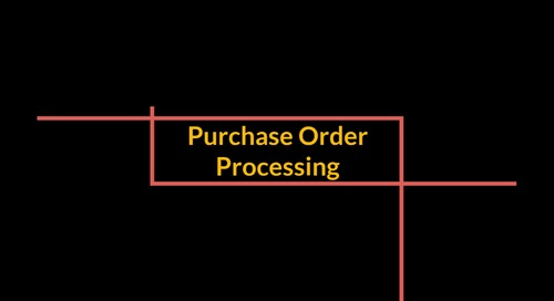 IQ Bot Use case - Purchase Order Processing