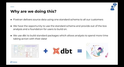 Partner Technical Enablement - Fivetran + dbt 5/26