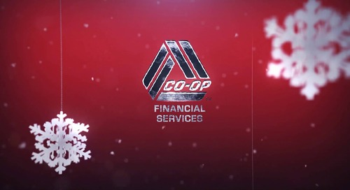 Season's Greetings from across CO-OP