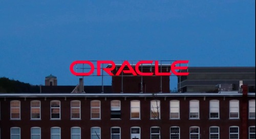 Oracle Dyn sign timelapse
