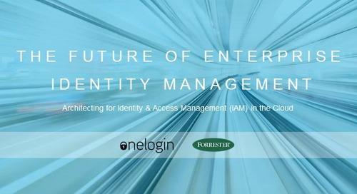 The Future of Enterprise Identity Management