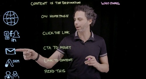 Who Owns Content Experience Anyway?