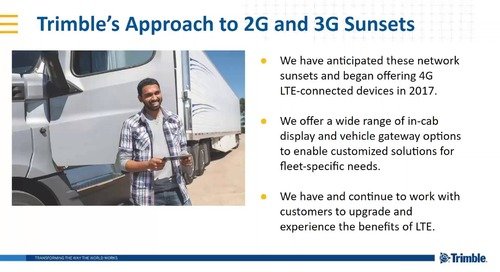 Webinar: What Your Fleet Needs to Know About 2G and 3G Network Sunsets
