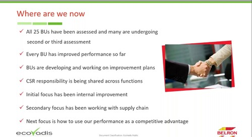 Belron: Aligning CSR practices Across A Multinational Organisation