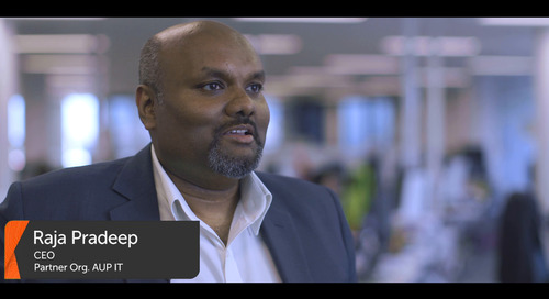 RPA & The Changing Nature of Work at Livingstone International Australia