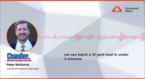 The COMMANDbatch Advantage | Chandler Concrete