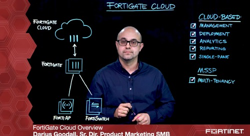 FortiGate Cloud Overview