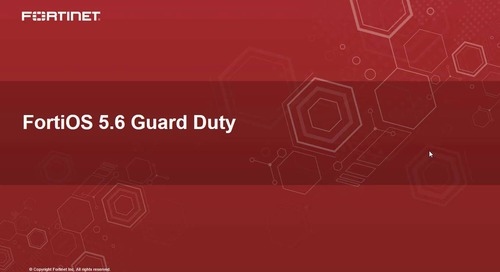 Configuring AWS GuardDuty Integration