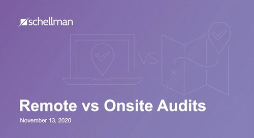 Remote vs Onsite Audits