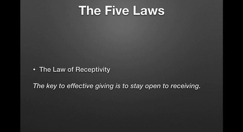 The 5 Laws of Successful Relationship Marketing (with Dan Wilson)