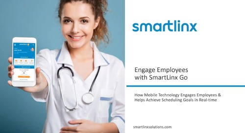 How Mobile Technology Engages Employees & Helps Achieve Scheduling Goals in Real-time