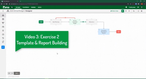 Exercise 2: Template & Report Building